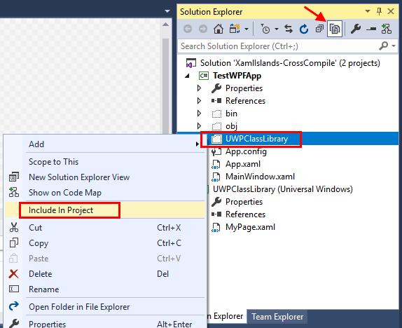 WindowsXAMLHost control - Windows Community Toolkit | Microsoft Docs