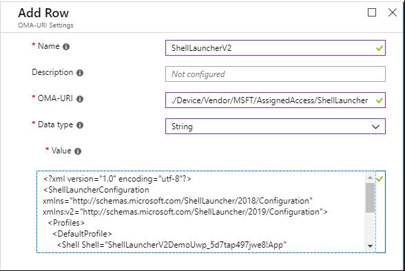 Use Shell Launcher to create a Windows 10 kiosk (Windows 10