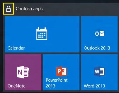 Customize and export start layout windows 10 microsoft for Tile layout app