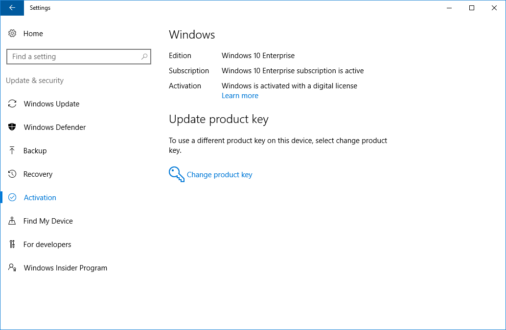 windows 10 activation product key blocked