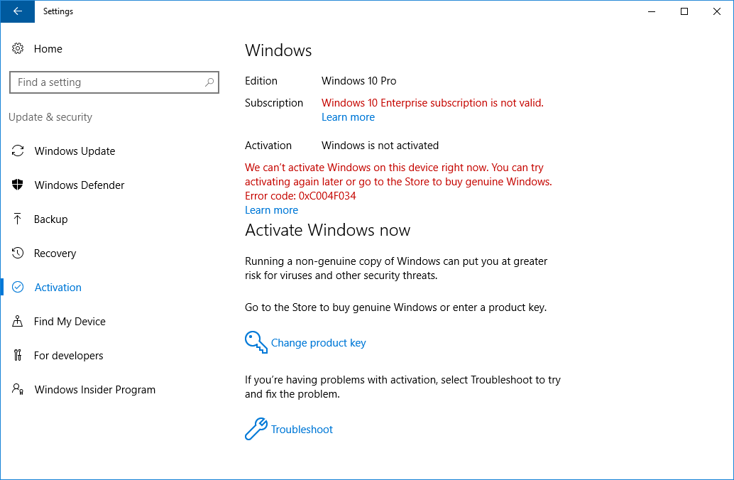 Deploy Windows 10 Enterprise Licenses Microsoft Docs