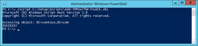 Set up MDT for BitLocker (Windows 10) | Microsoft Docs