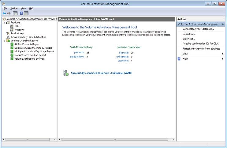 Introduction to VAMT (Windows 10) | Microsoft Docs