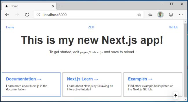 Get started with Node js web frameworks on Windows