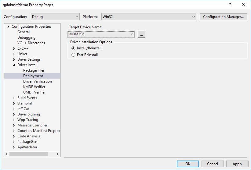 Driver Deployment - Windows IoT | Microsoft Docs