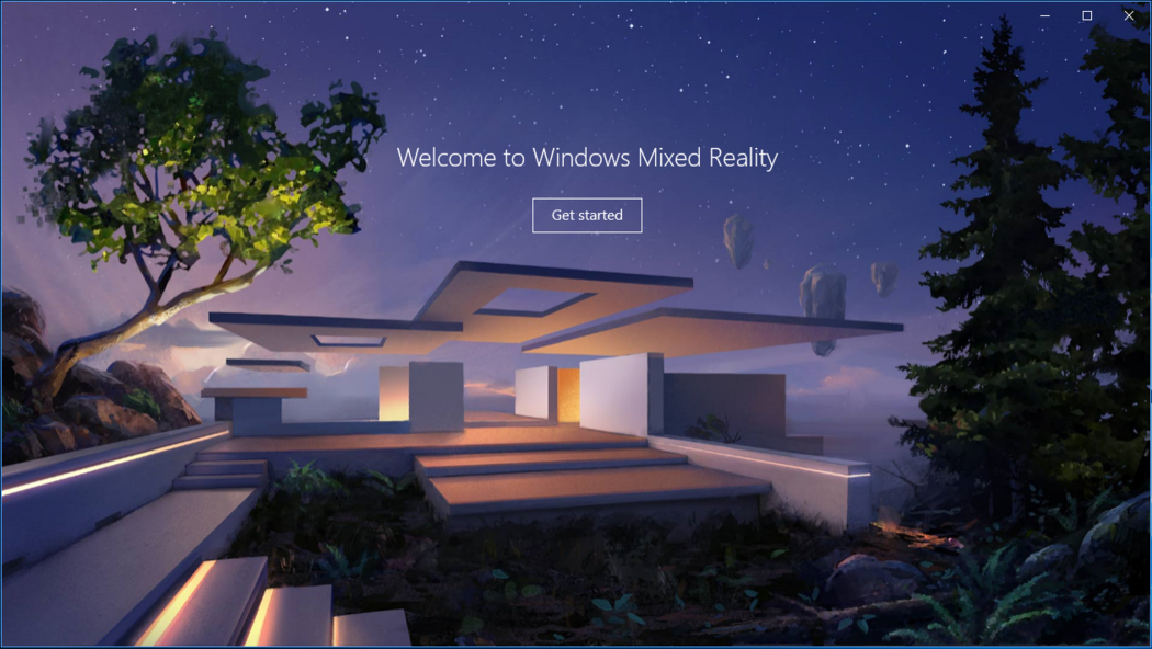Install Windows Mixed Reality Software Enthusiast Guide Microsoft Docs