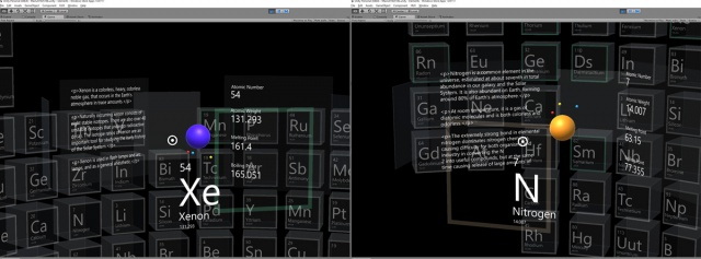 Periodic table of the elements mixed reality microsoft docs interaction prototypes urtaz Image collections