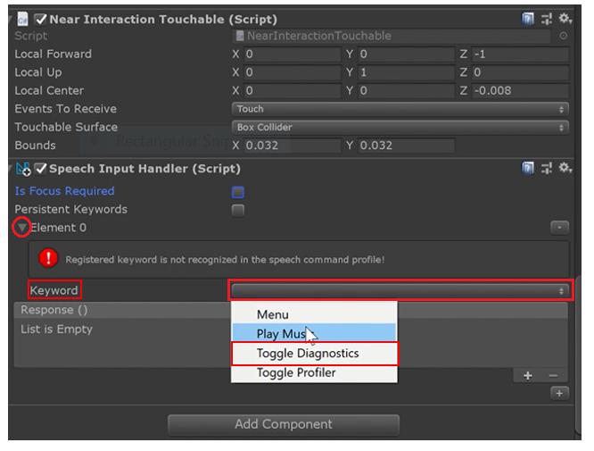 Getting started tutorials - 6  Exploring advanced input