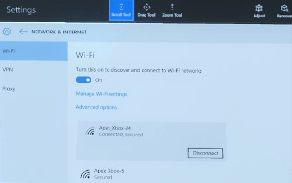 Connecting to Wi-Fi on HoloLens - Mixed Reality | Microsoft Docs