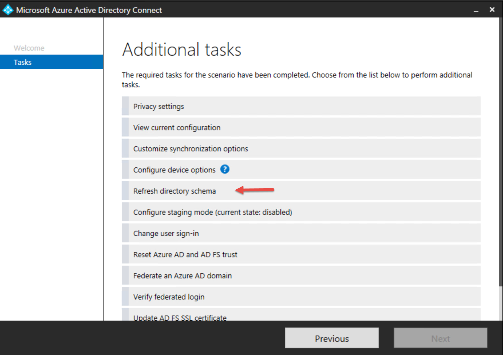 Configure Azure AD joined devices for On-premises Single-Sign On
