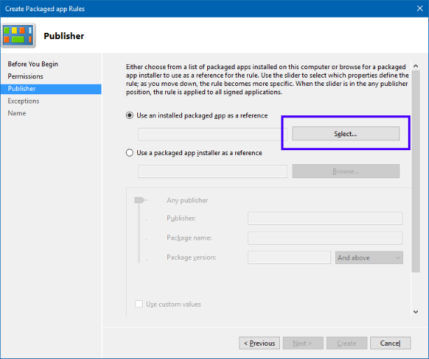 Create a Windows Information Protection (WIP) policy with MDM using