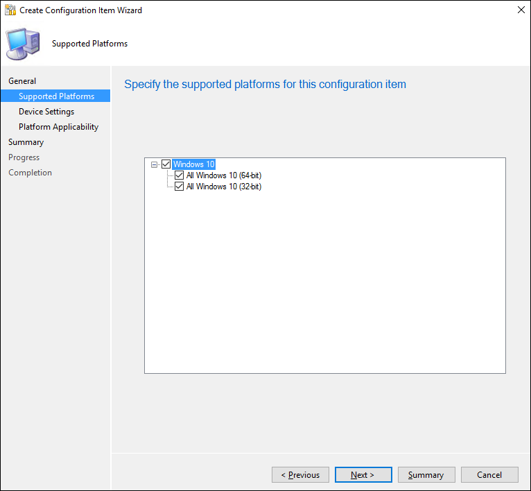 Create and deploy a Windows Information Protection (WIP
