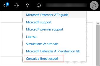 Configure And Manage Microsoft Threat Experts Capabilities Windows Security Microsoft Docs