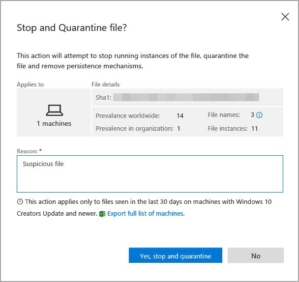 virus quarantine process