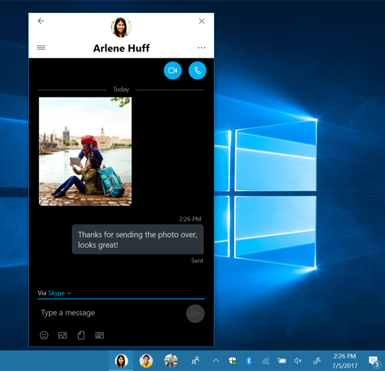 how to get my people windows 10