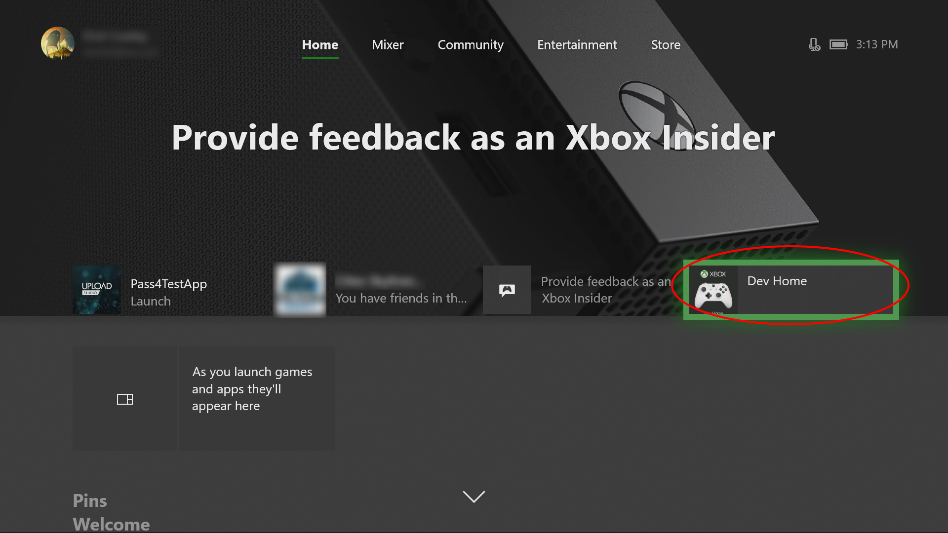 Device Portal for Xbox - Windows UWP applications | Microsoft Docs
