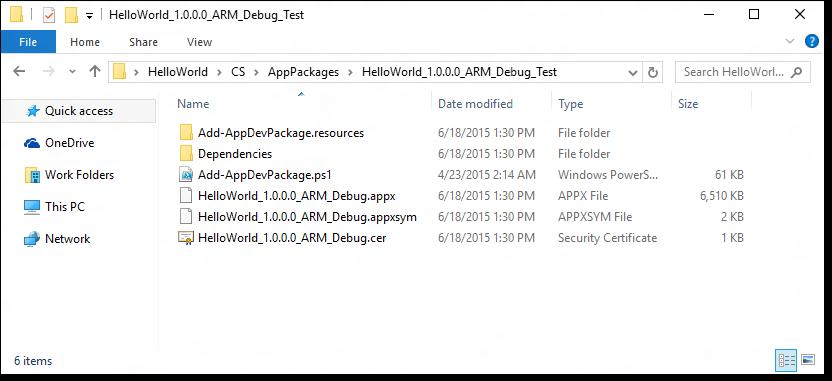 Windows Device Portal overview - Windows UWP applications