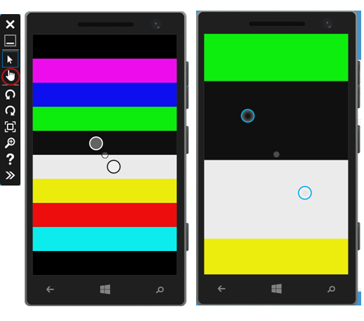 Test with the Microsoft Emulator for Windows 10 Mobile