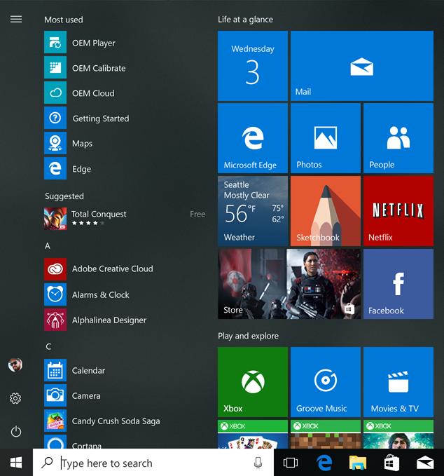 Introduction to Universal Windows Platform (UWP) app design ...