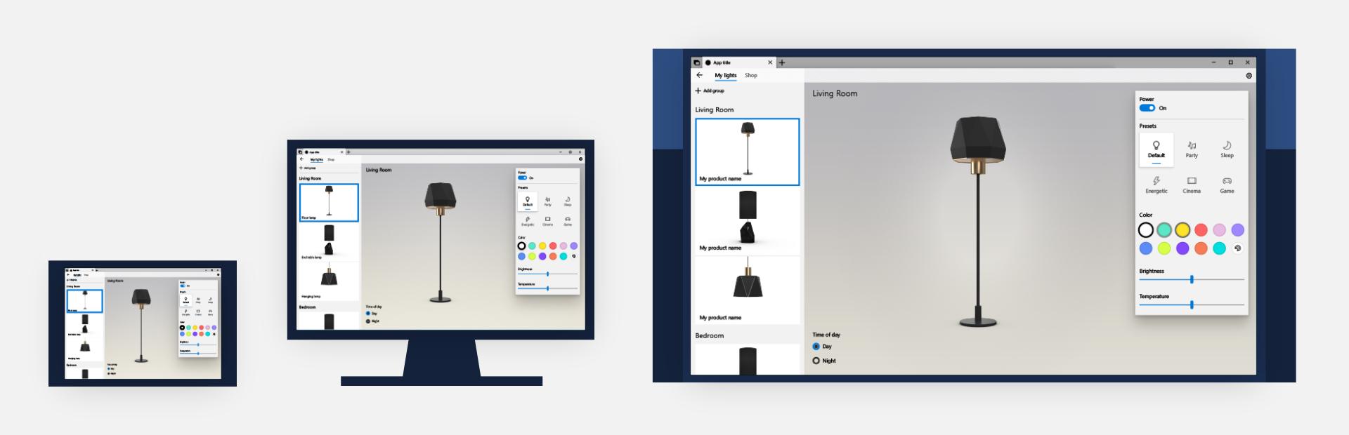Introduction to Universal Windows Platform (UWP) app design (Windows ...