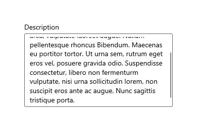 Text box - Windows UWP applications | Microsoft Docs