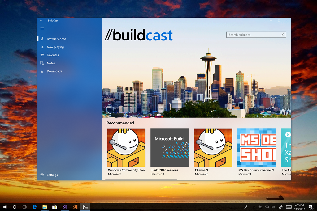 Design toolkits and samples for UWP apps - Windows UWP applications