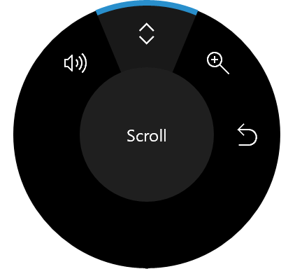 Support the Surface Dial (and other wheel devices) in your