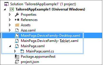 Responsive layouts with XAML - Windows UWP applications | Microsoft Docs