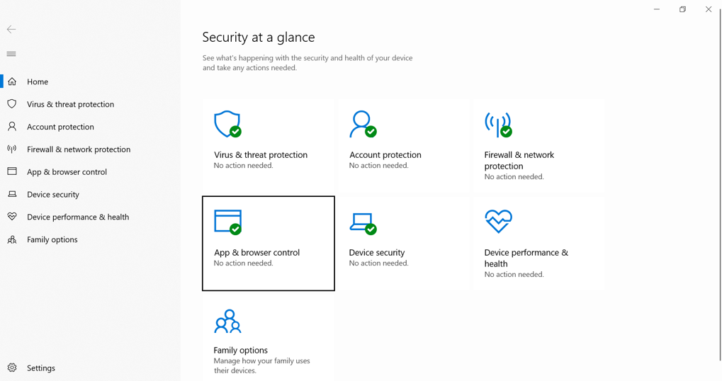 windows 10 secure assessment browser