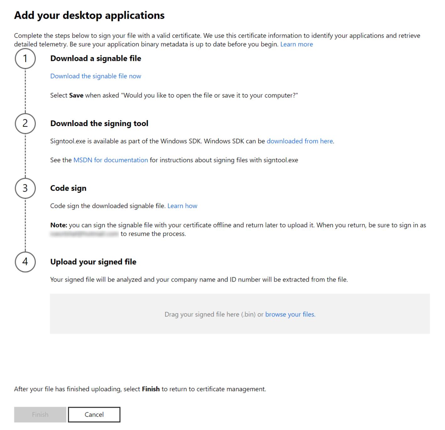 Windows Desktop Application Program - Windows applications