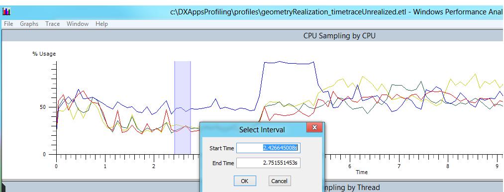 Profiling DirectX Apps - Windows applications | Microsoft Docs