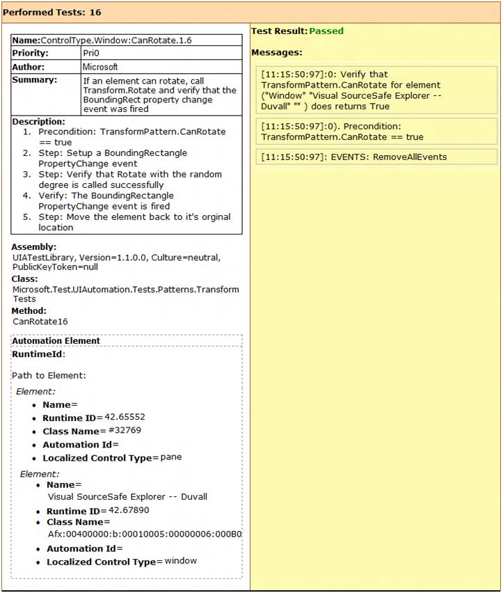 Visual UI Automation Verify - Windows applications   Microsoft Docs