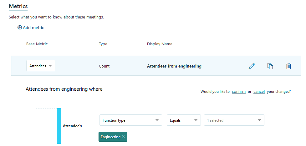Meeting queries in Workplace Analytics - Workplace Analytics Office