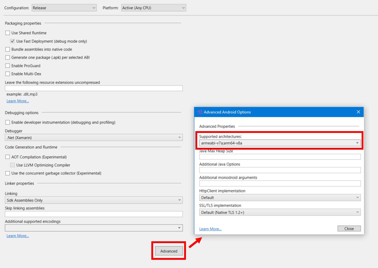 CPU Architectures - Xamarin | Microsoft Docs