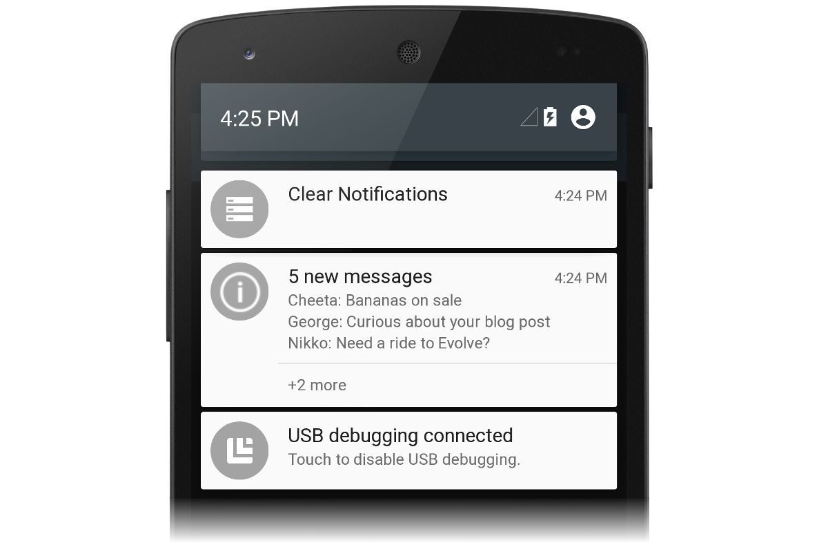 Local Notifications on Android - Xamarin | Microsoft Docs