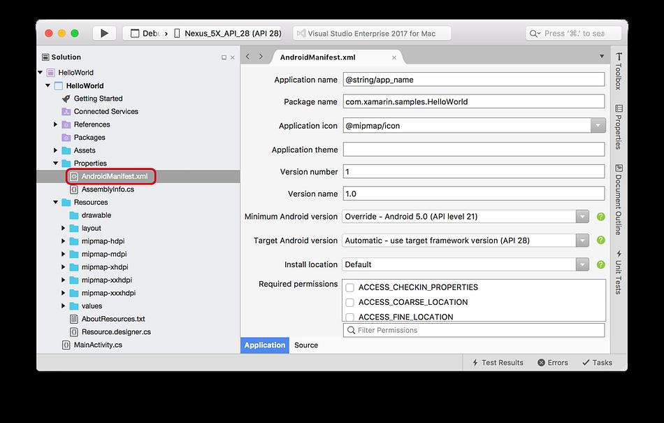 Creating Resources for Varying Screens - Xamarin | Microsoft Docs