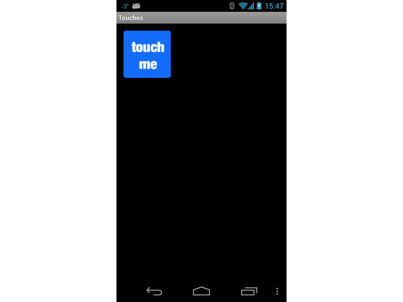 Walkthrough - Using Touch in Android - Xamarin | Microsoft Docs