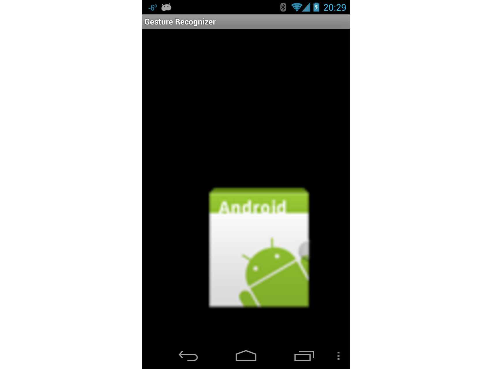 Walkthrough - Using Touch in Android - Xamarin   Microsoft Docs