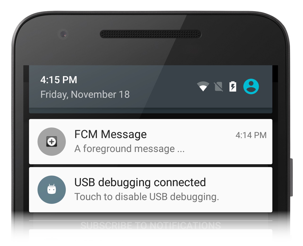 Remote Notifications with Firebase Cloud Messaging - Xamarin