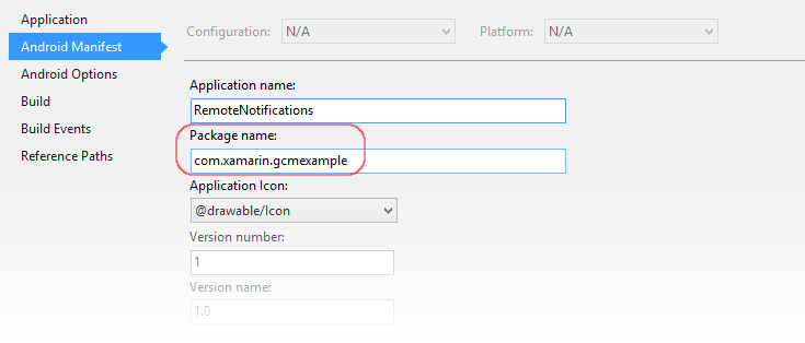 Remote Notifications With Google Cloud Messaging - Xamarin