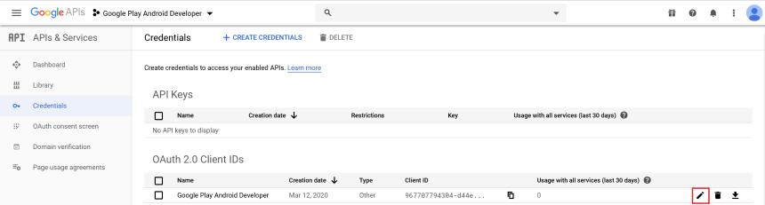 Publishing to google play xamarin microsoft docs - Google developer console android ...
