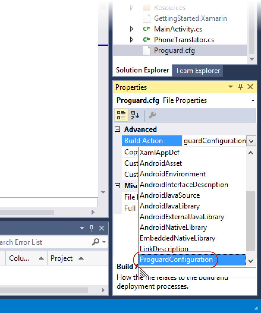 Preparing an Application for Release - Xamarin | Microsoft Docs