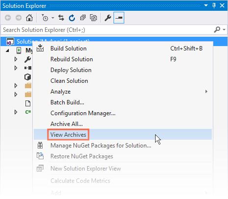 Preparing an Application for Release - Xamarin   Microsoft Docs