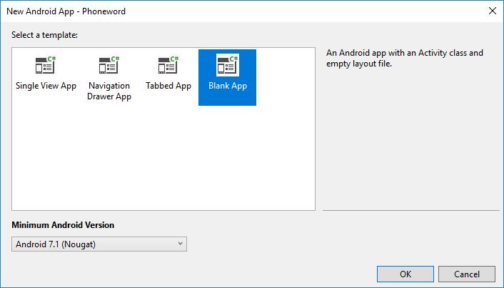 Hello, Android: Quickstart - Xamarin | Microsoft Docs