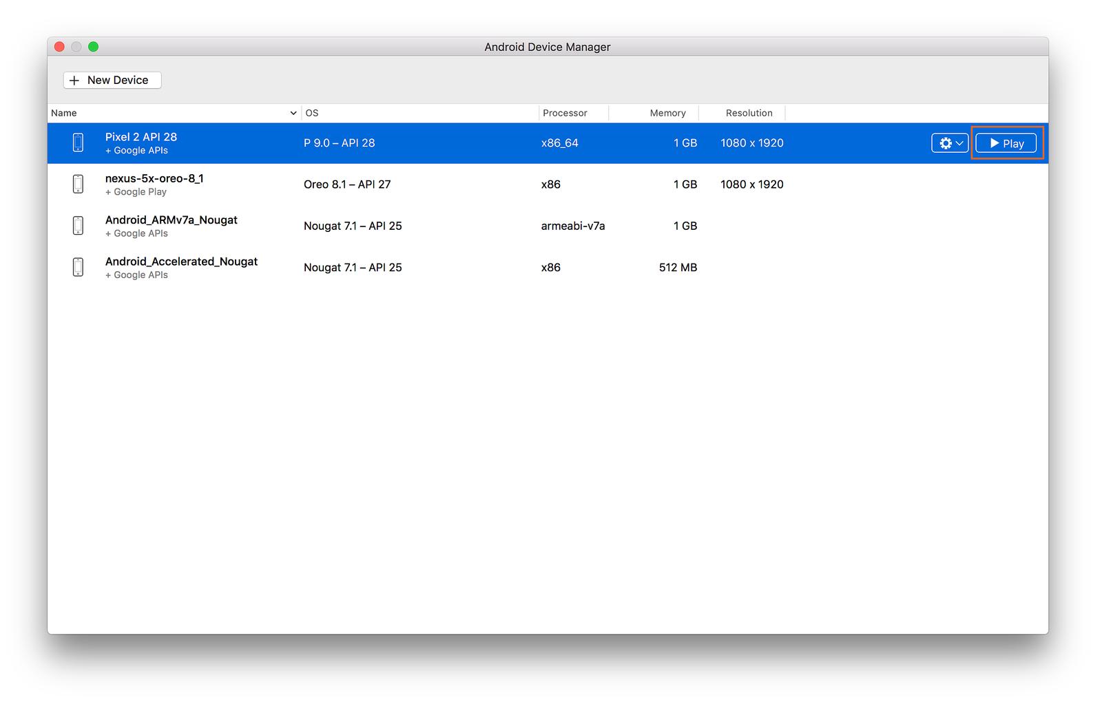android file manager for macbook pro