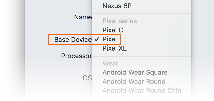 Managing Virtual Devices with the Android Device Manager - Xamarin