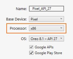 Android Emulator Troubleshooting - Xamarin | Microsoft Docs