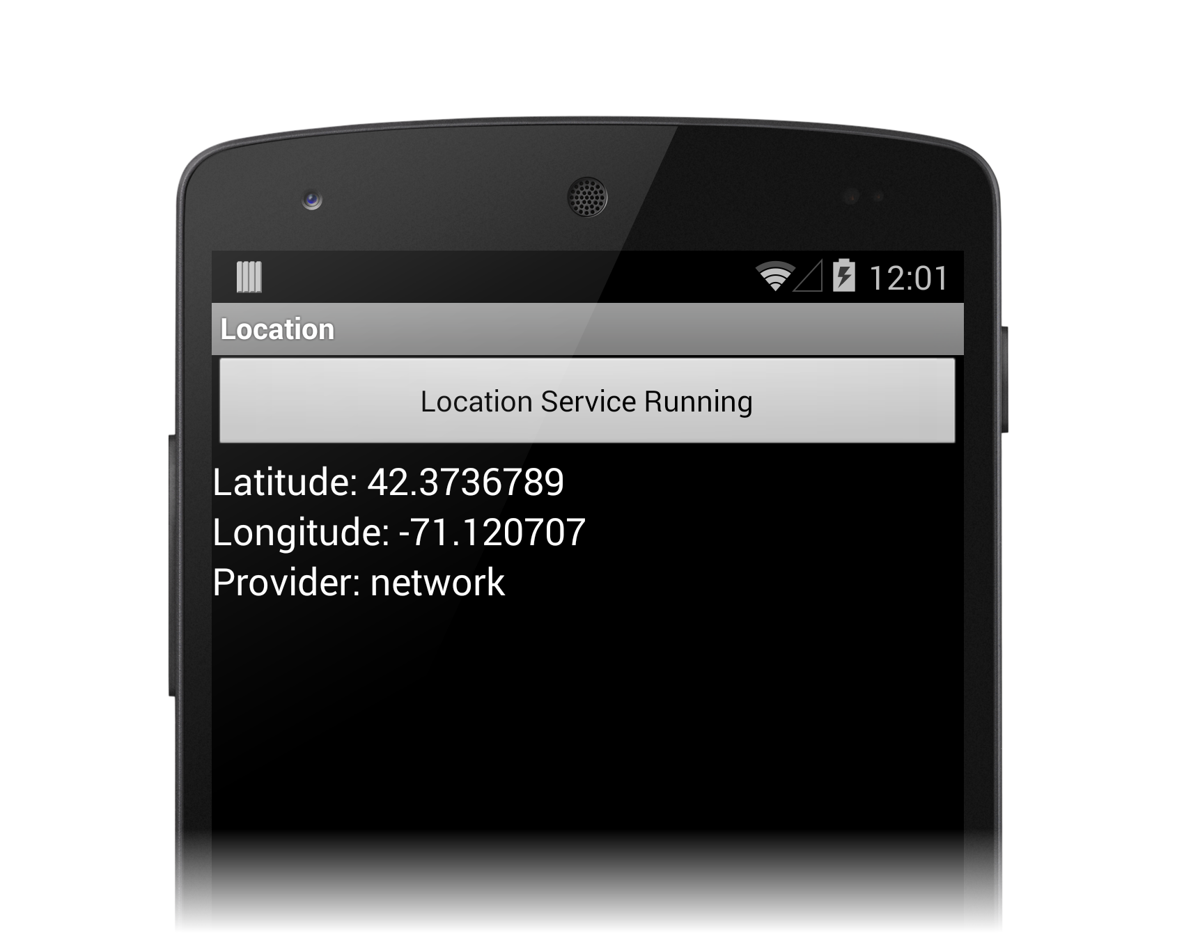 Location services on Android - Xamarin | Microsoft Docs