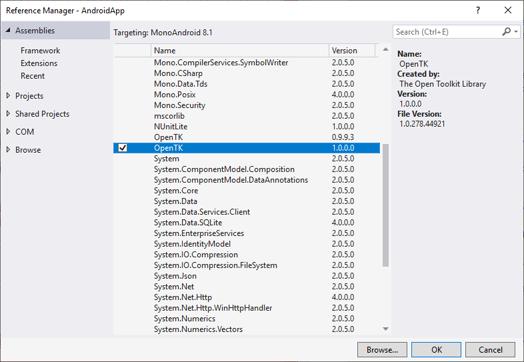 Xamarin Android 9 2 - Xamarin | Microsoft Docs
