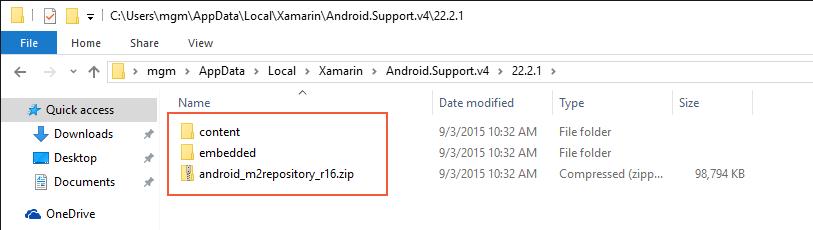 Resolving Library Installation Errors - Xamarin | Microsoft Docs